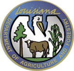Louisiana Dept of Ag Logo